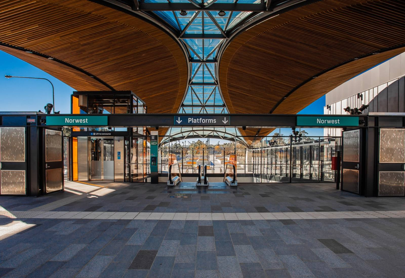 Sydney Metro: Grand Opening & First Commuters