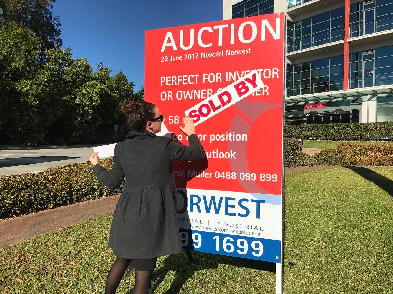 CALLING PROPERTY OWNERS, BUYERS LEFT HUNGRY WAITING FOR NEXT AUCTION