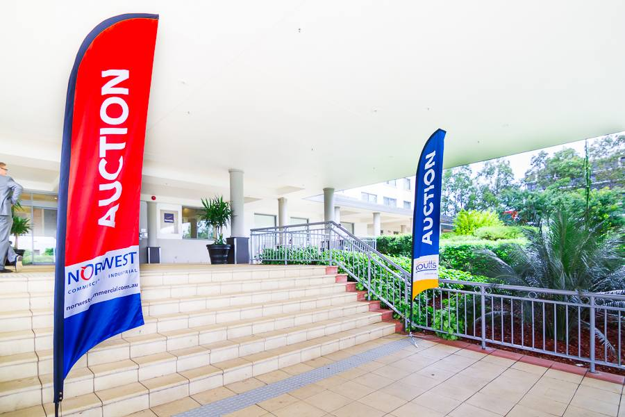 90% CLEARANCE RATE AT RECORD BREAKING AUCTION